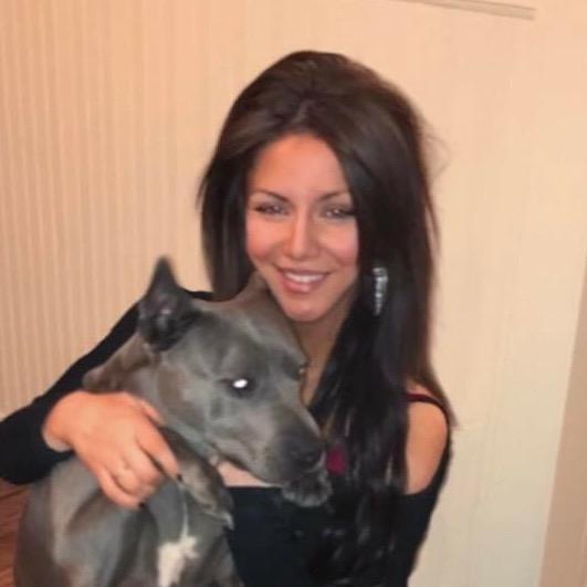 dog walker Athena