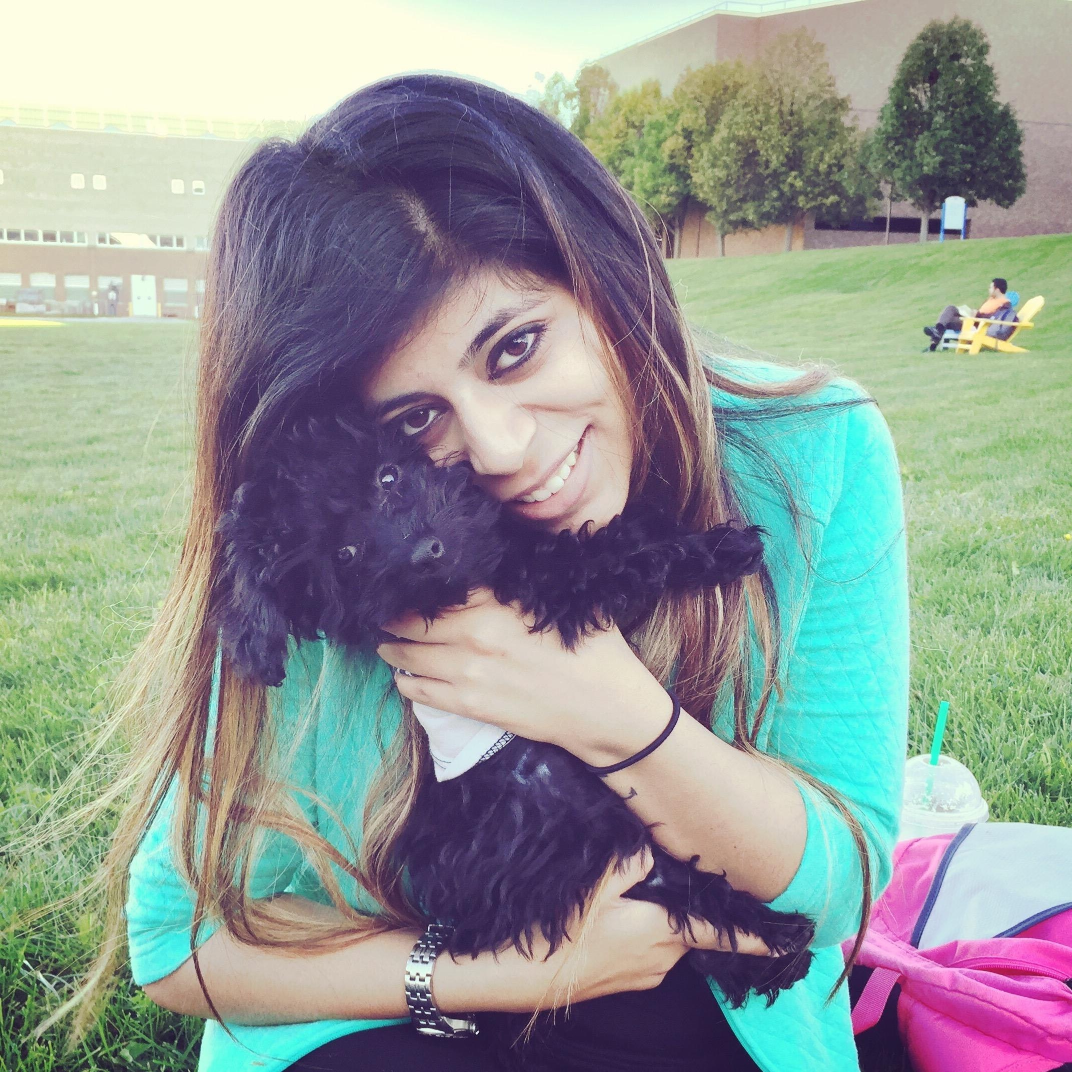 Akanksha's dog day care