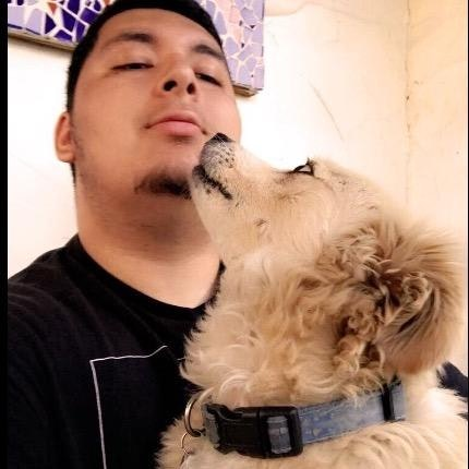 dog walker Christian