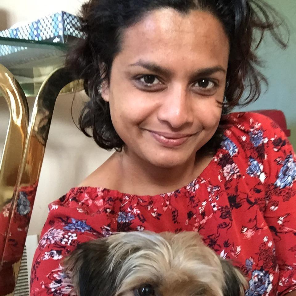 dog walker Swati