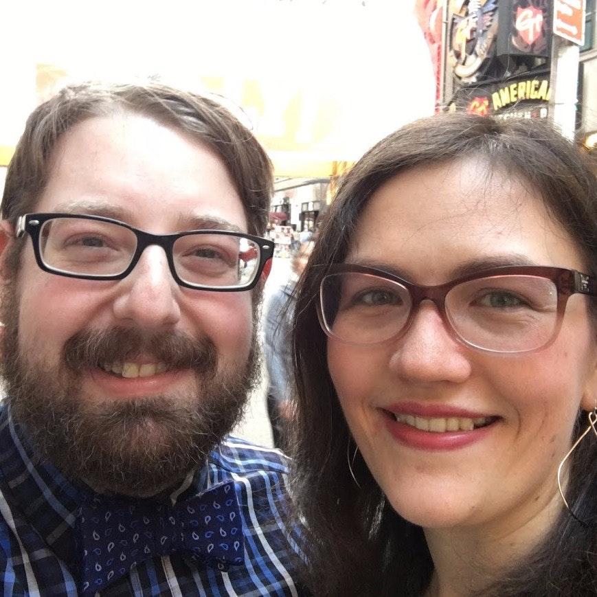 Kate & Mark H.