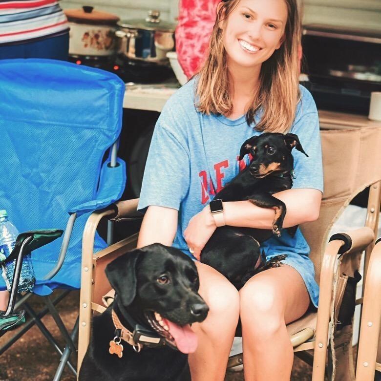 pet sitter Madeline