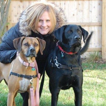 dog walker Beth