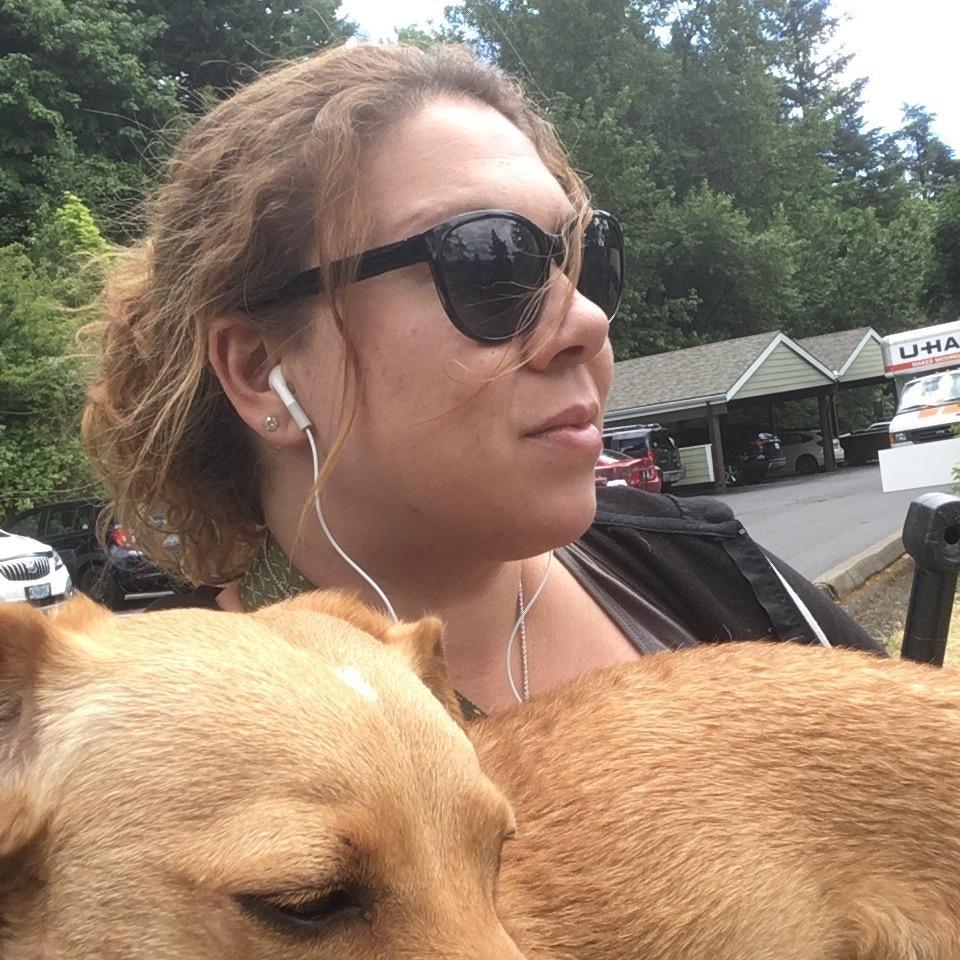 dog walker Francine