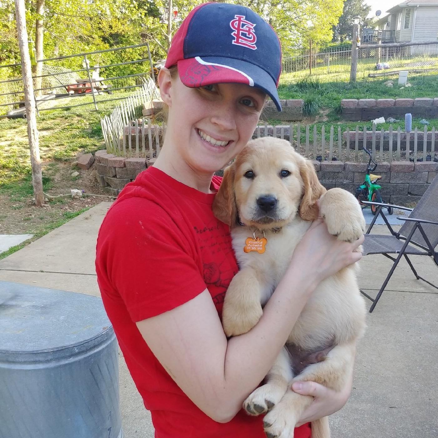 dog walker Kay