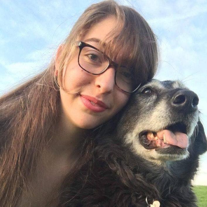 dog walker Blanca