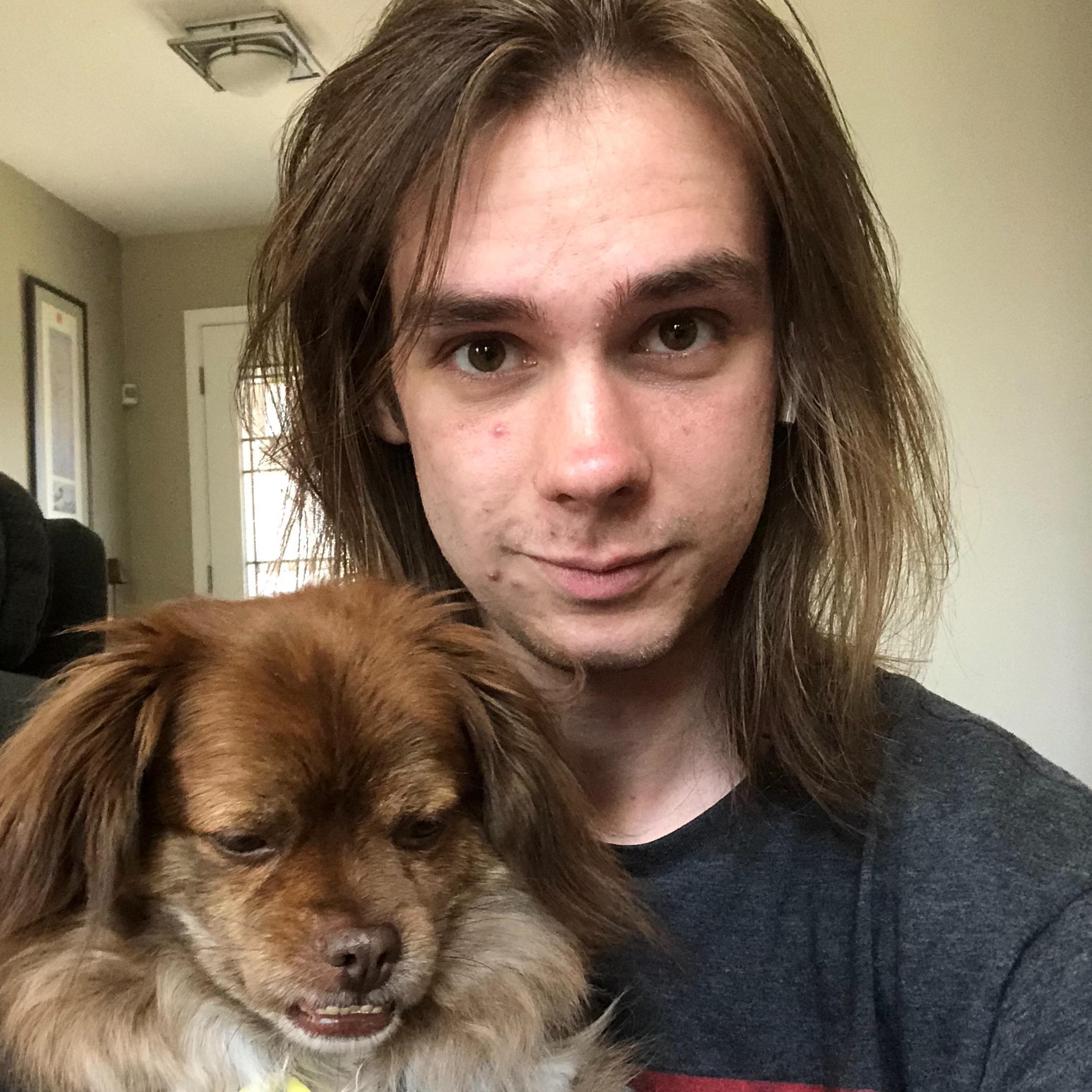 dog walker Jacey