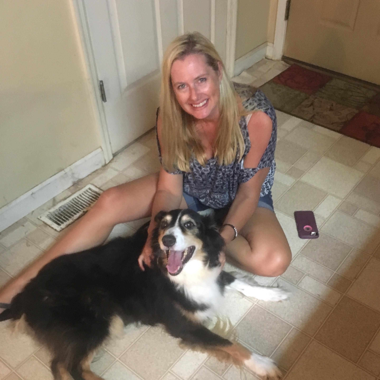 dog walker Merrie