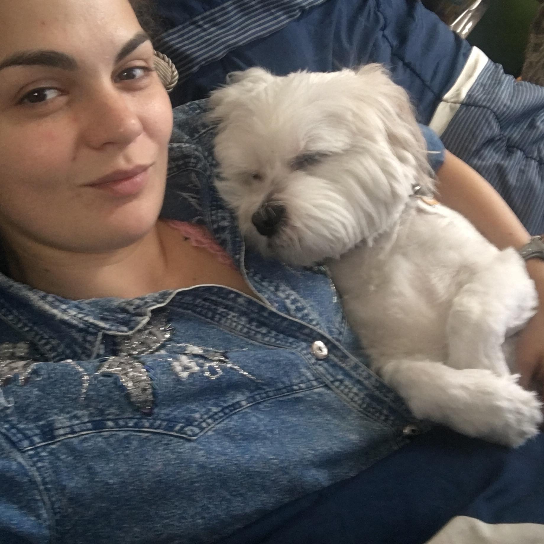 Tatiana's dog boarding