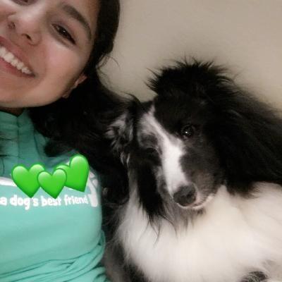dog walker Katheryn