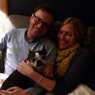 Timothy & Anna's dog boarding