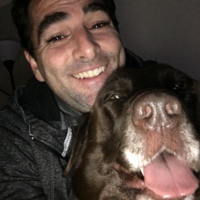 Nick's dog boarding