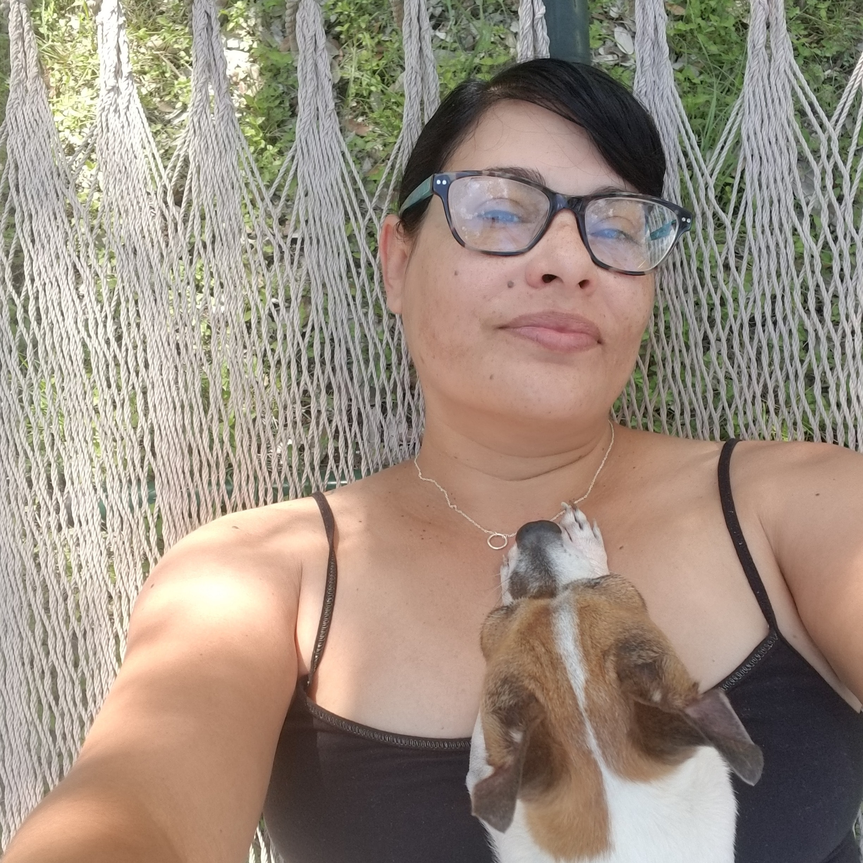 dog walker Juliana