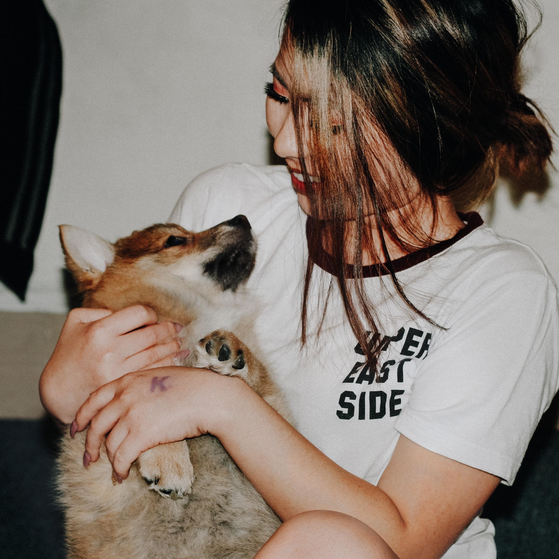 dog walker Kasiang