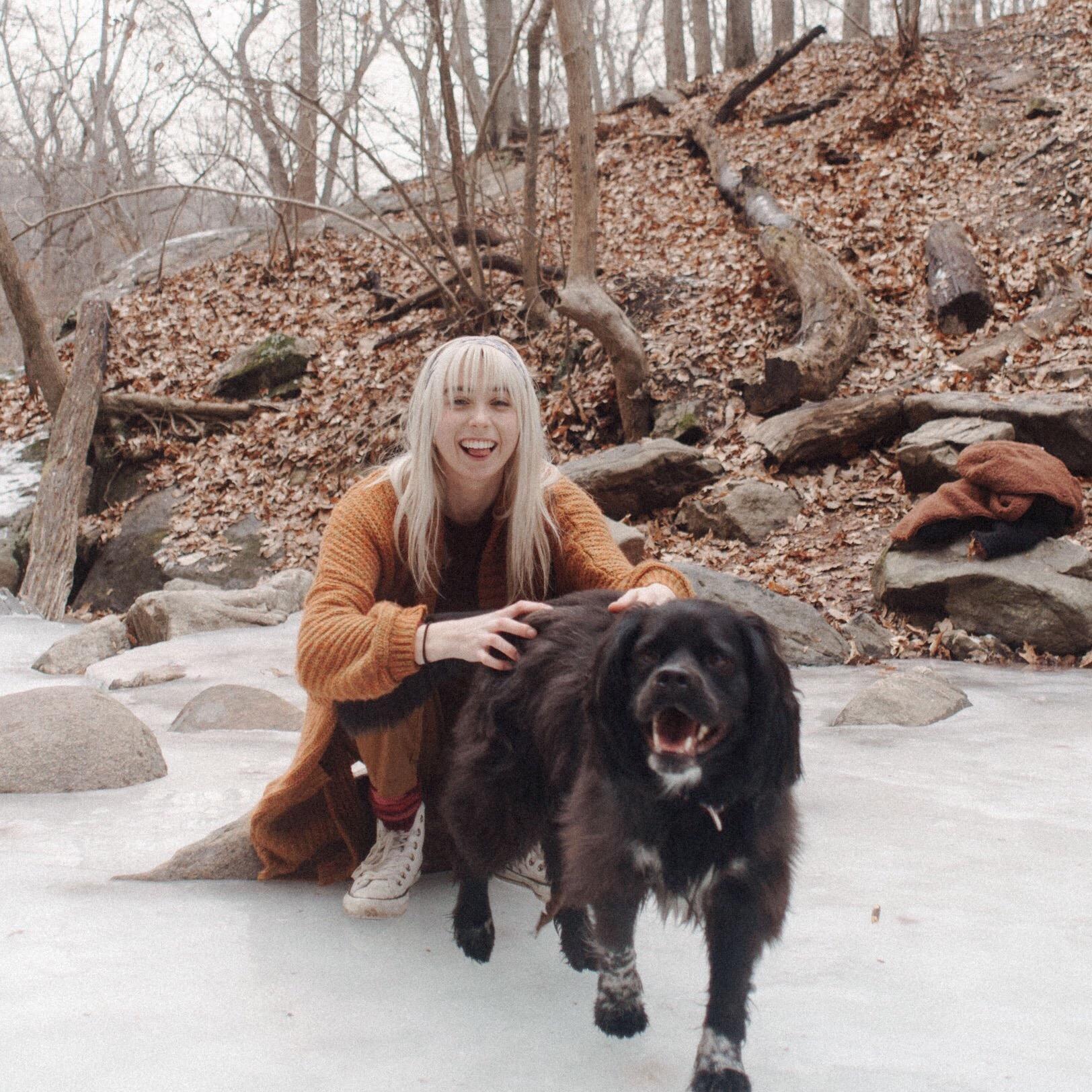 dog walker Leanna
