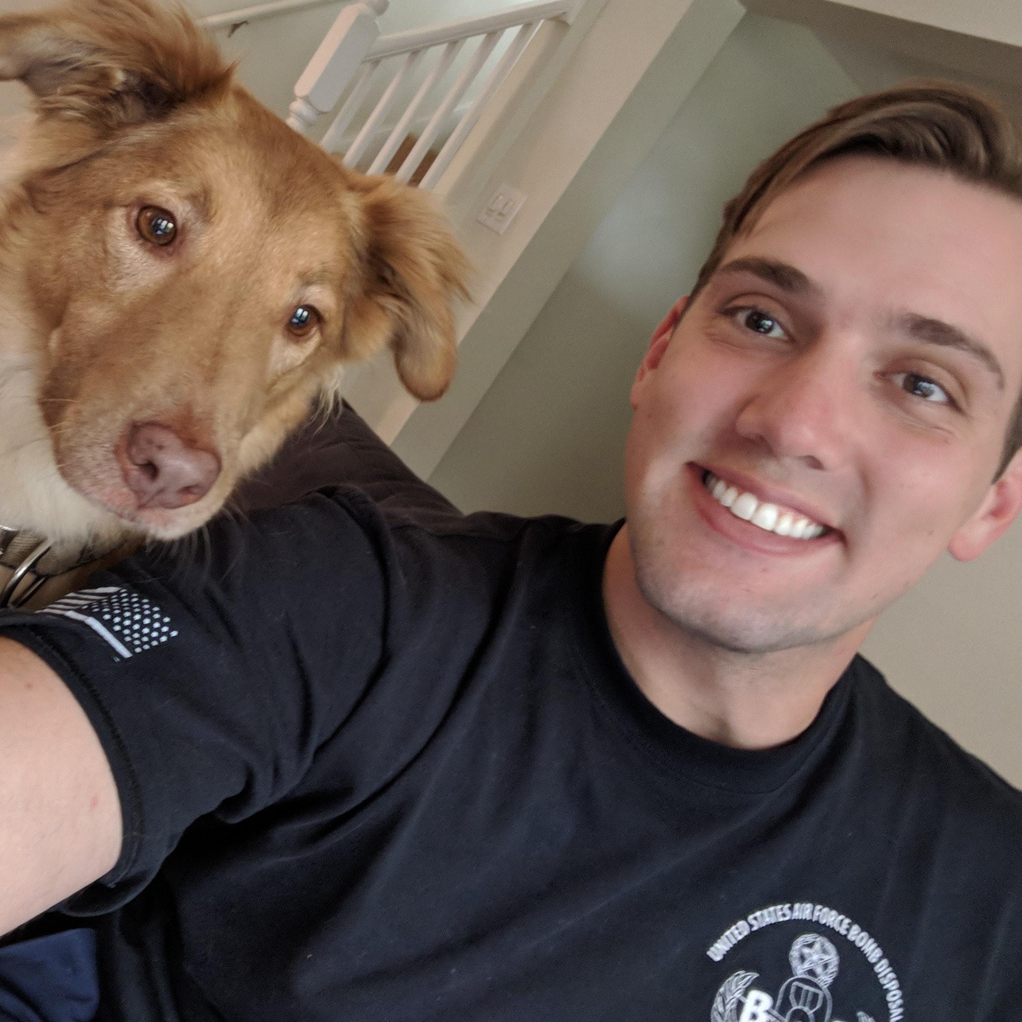 Garrett's dog boarding