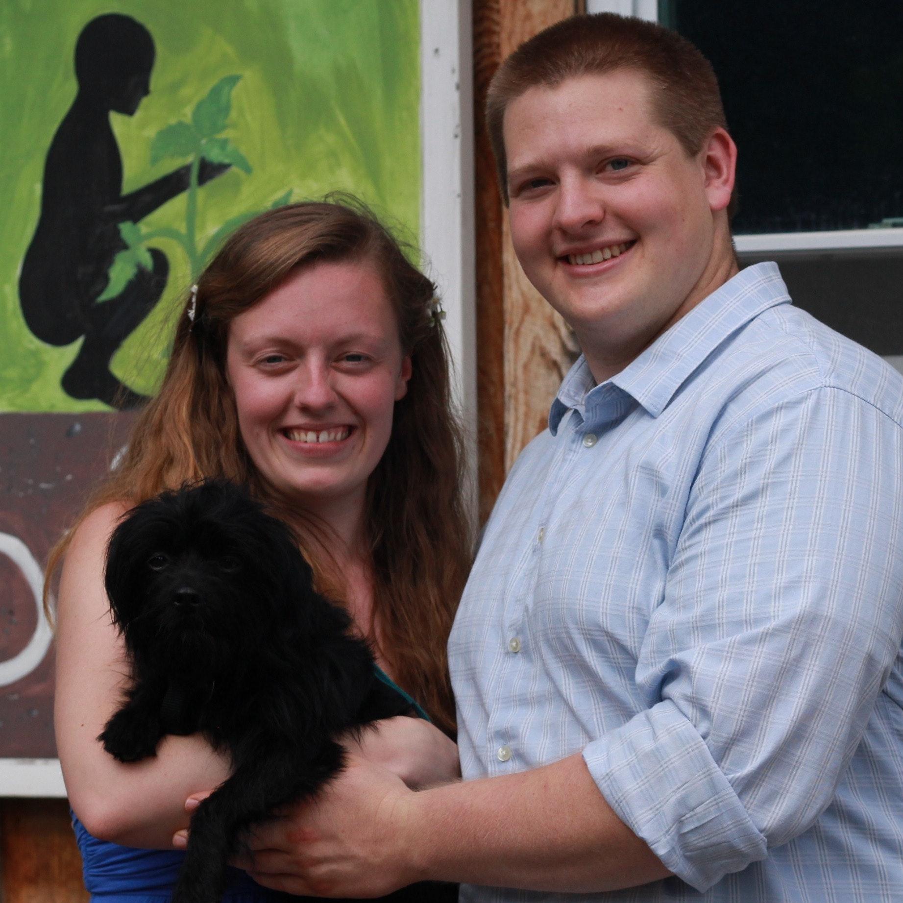 Jill & Jonathan's dog day care