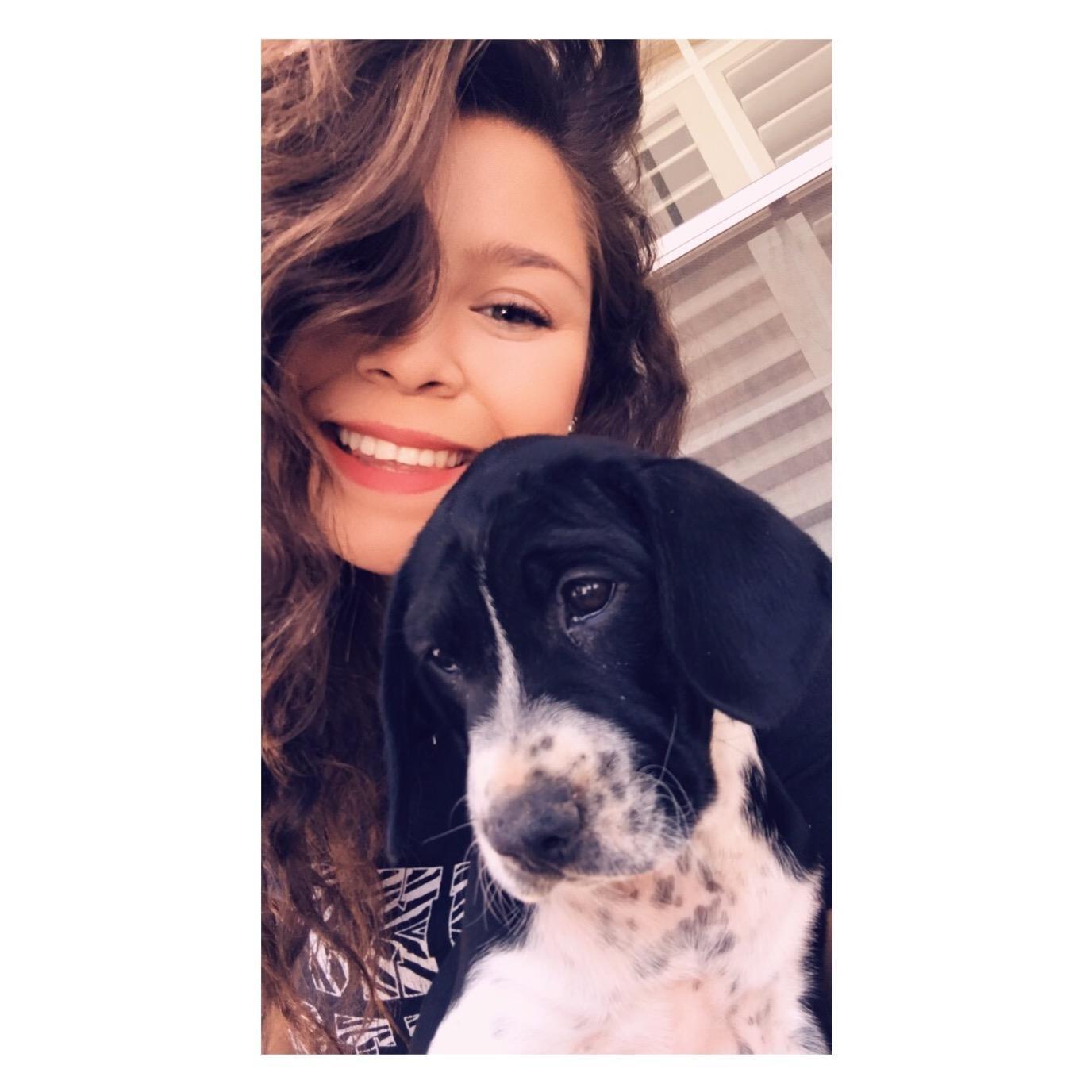 dog walker Cristina