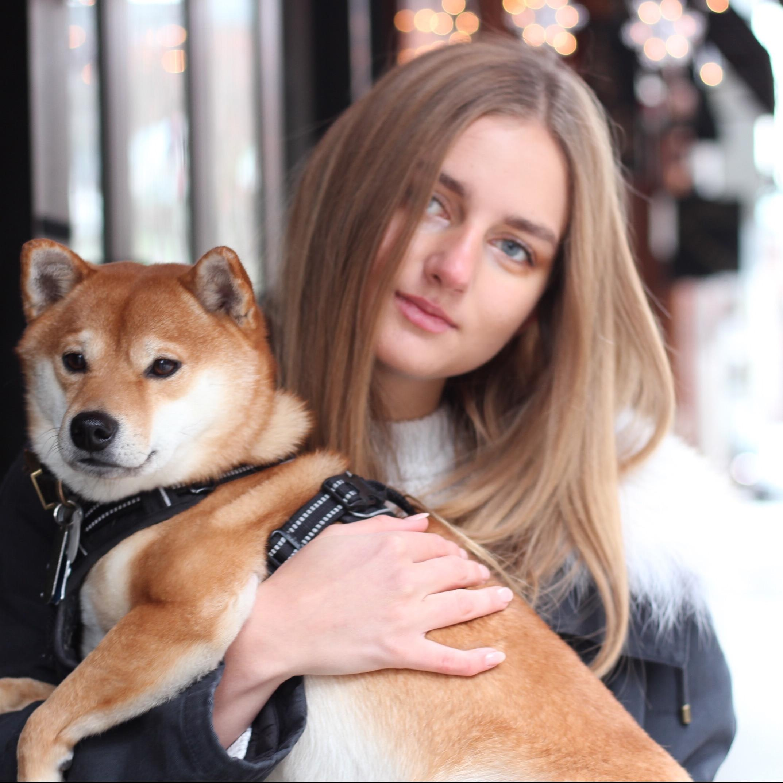 Anastasia's dog boarding