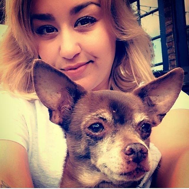 dog walker Alycia