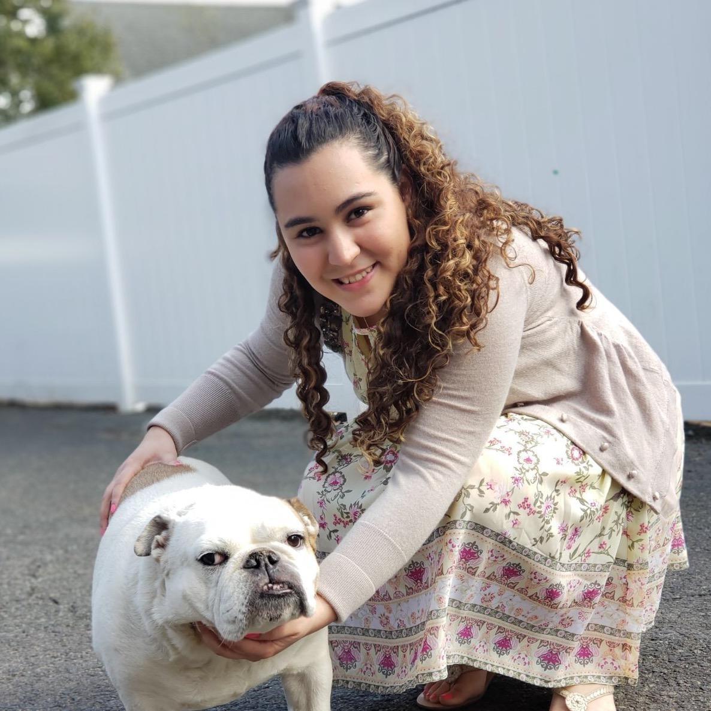 dog walker Mel