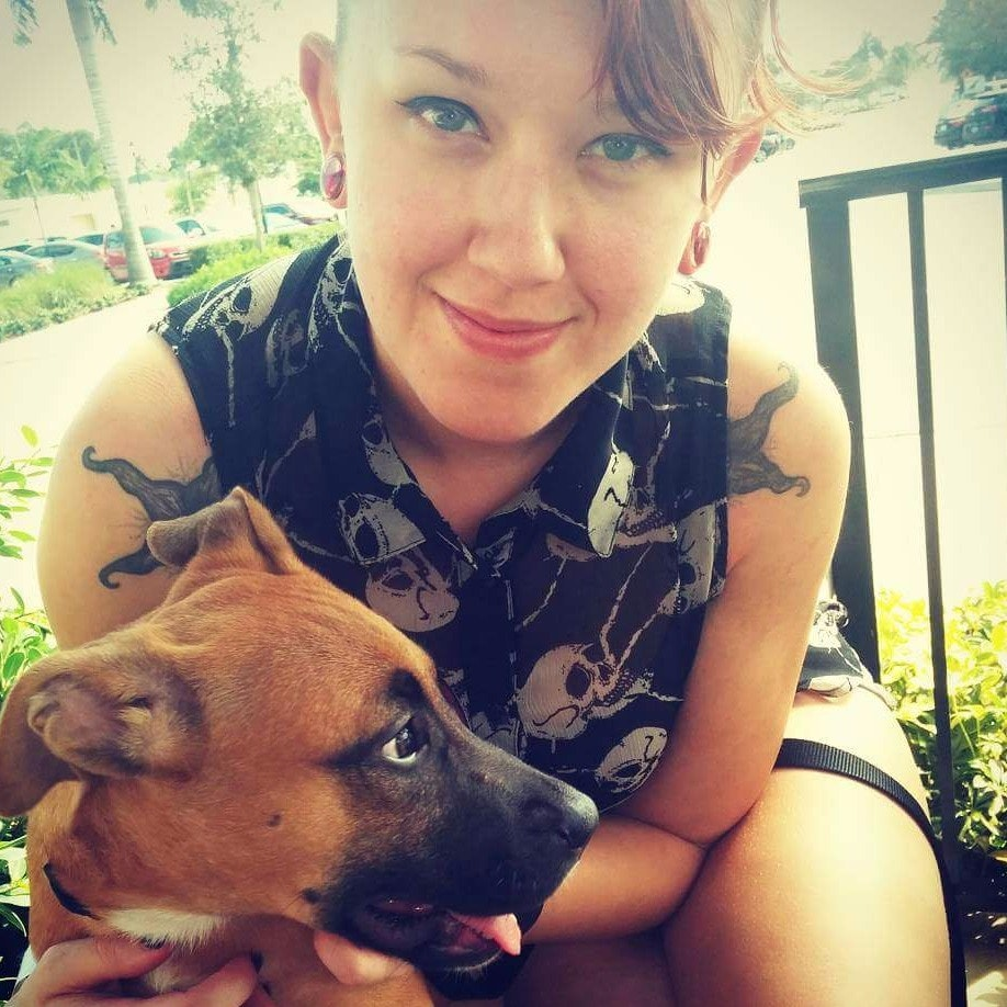 pet sitter Heather