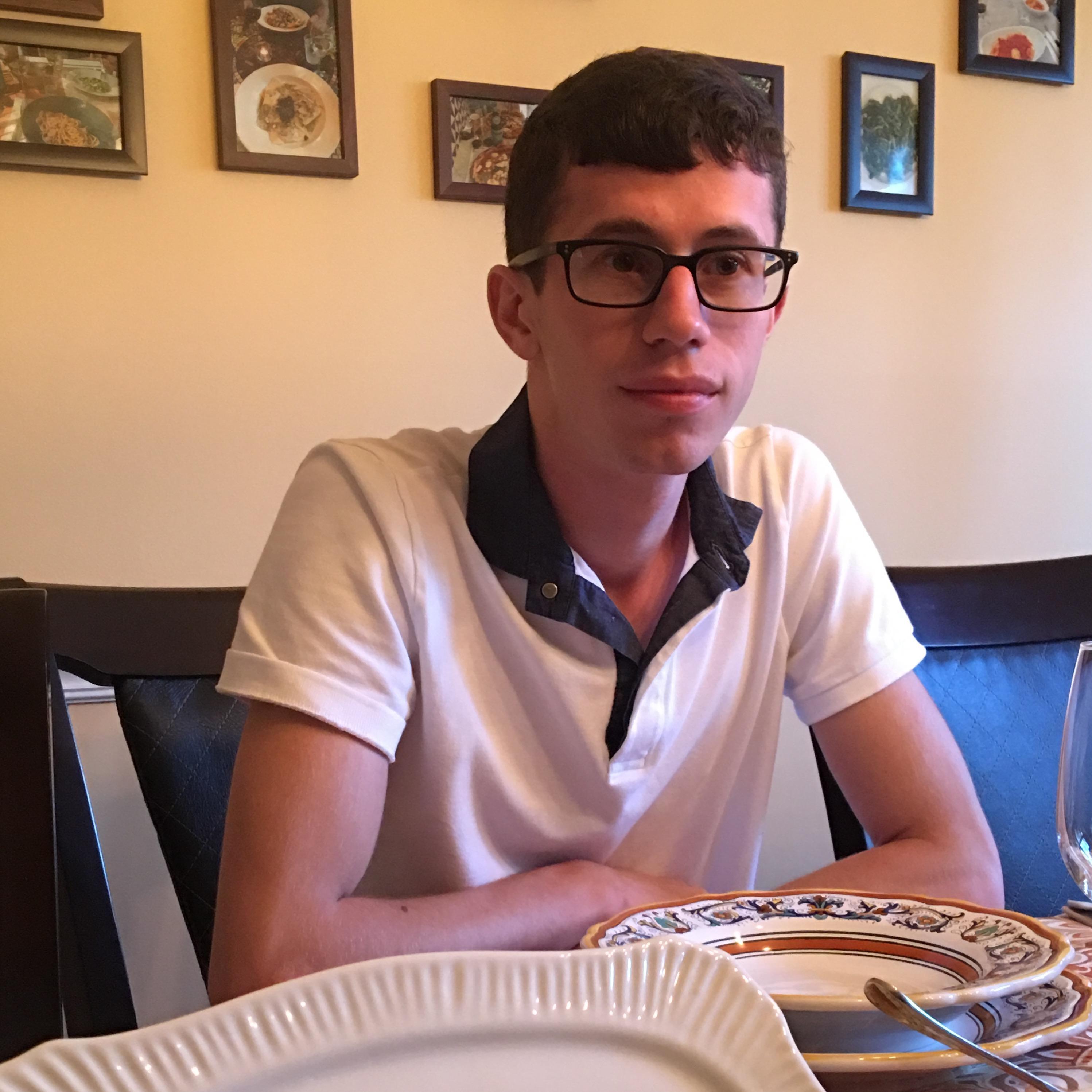 house sitter Ryan