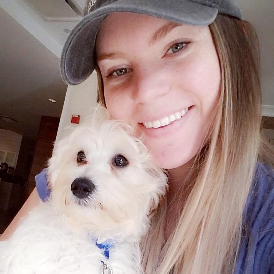 dog walker Sarabeth
