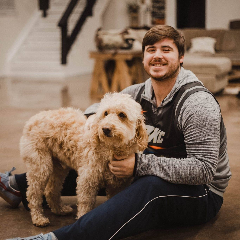 dog walker Graham