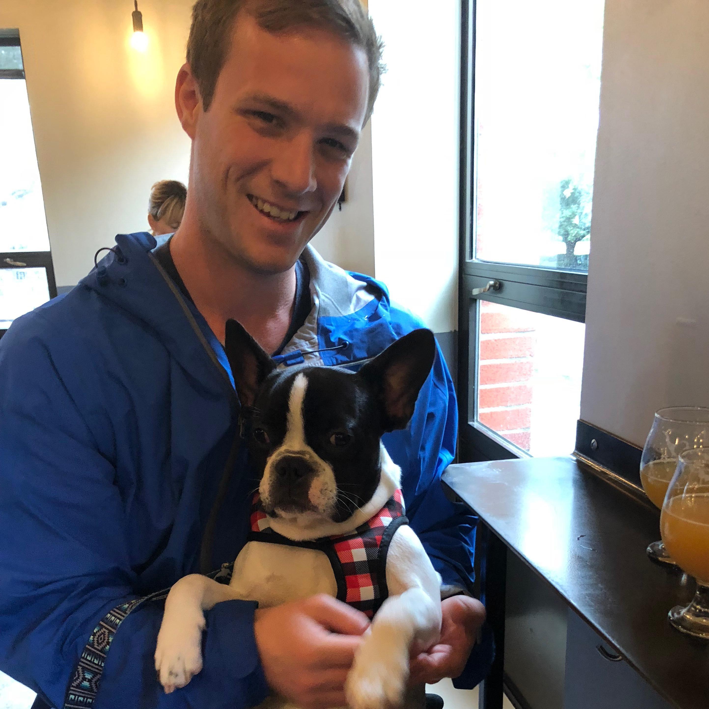 Brendan's dog day care