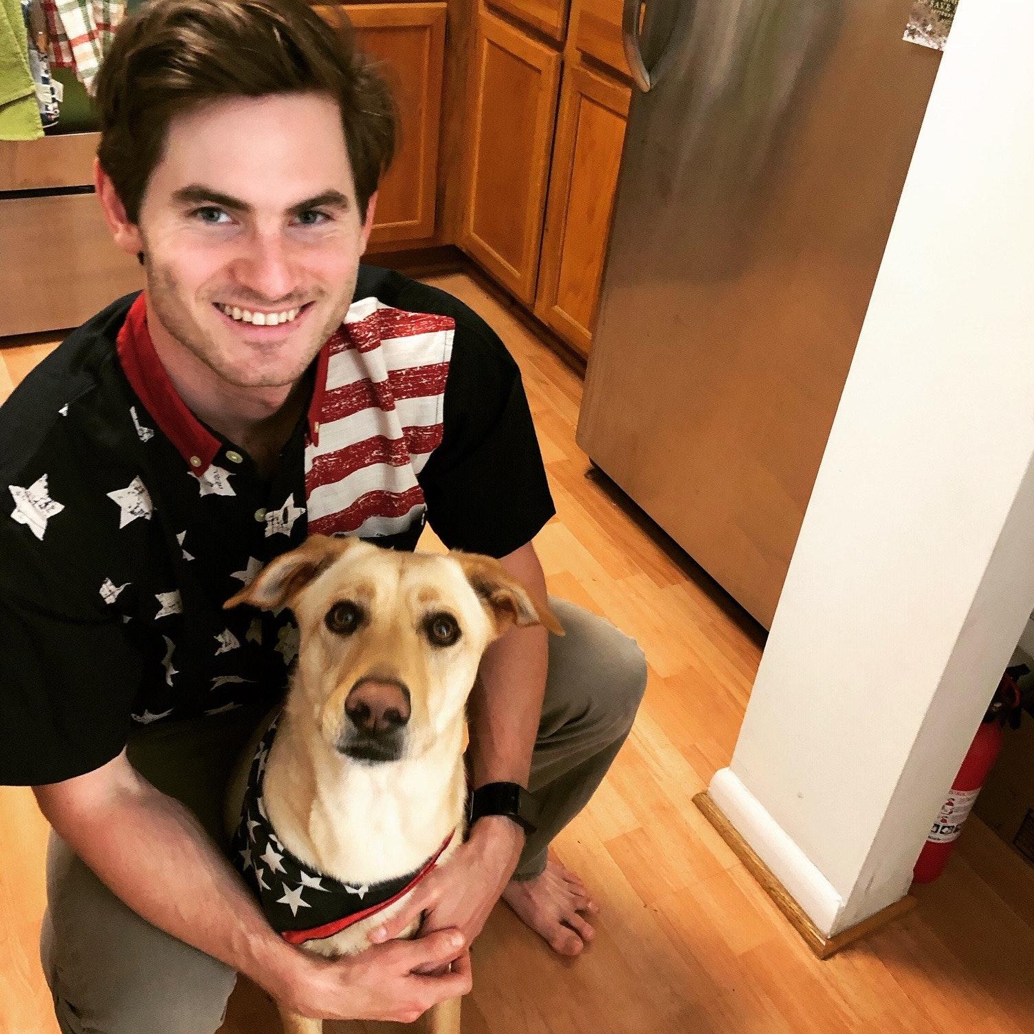 Thomas & Melissa's dog boarding