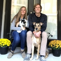 Lauren & Benjamin's dog boarding