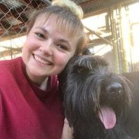 dog walker Mikayla C.