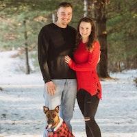 dog walker Katie & Kyle