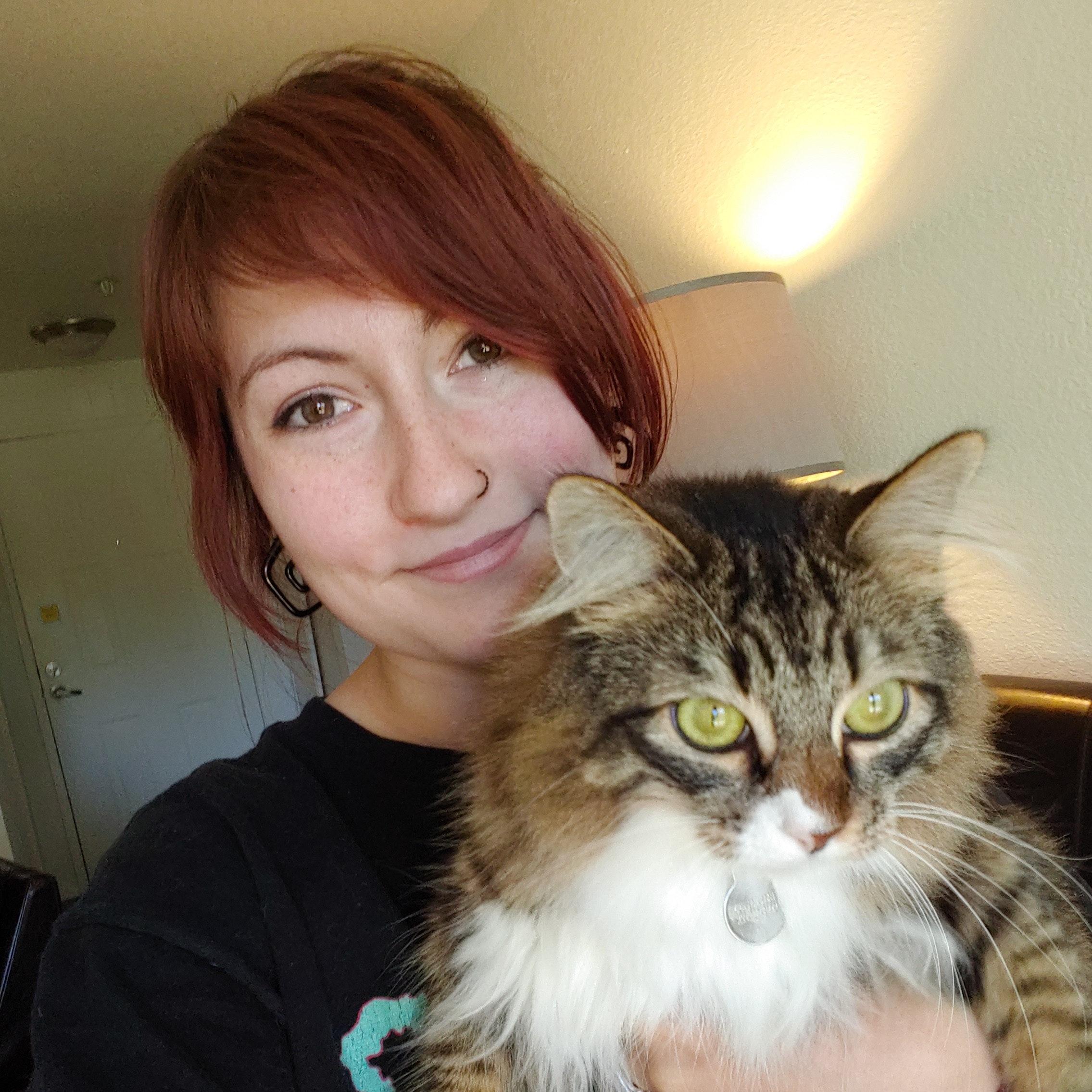 pet sitter Makenna