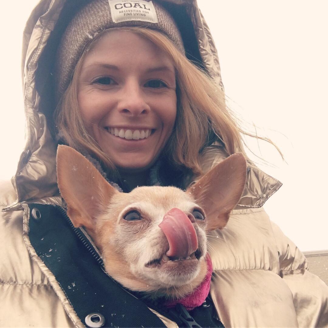 dog walker Anne