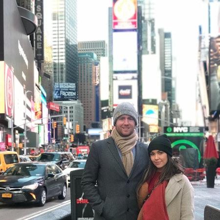 Sarah & Colin S.