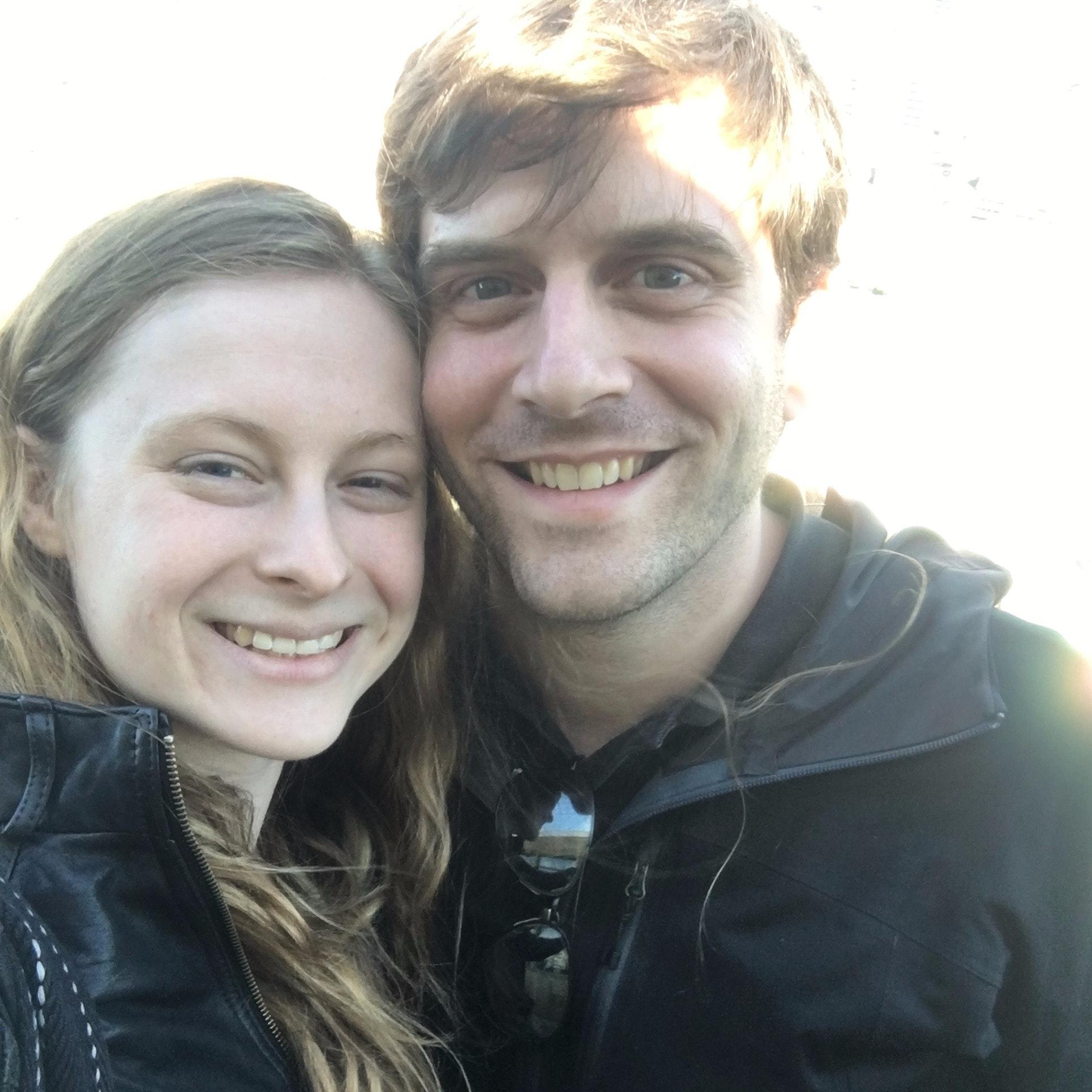 Emily & Ross B.