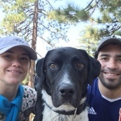 dog walker Malvina & Paul
