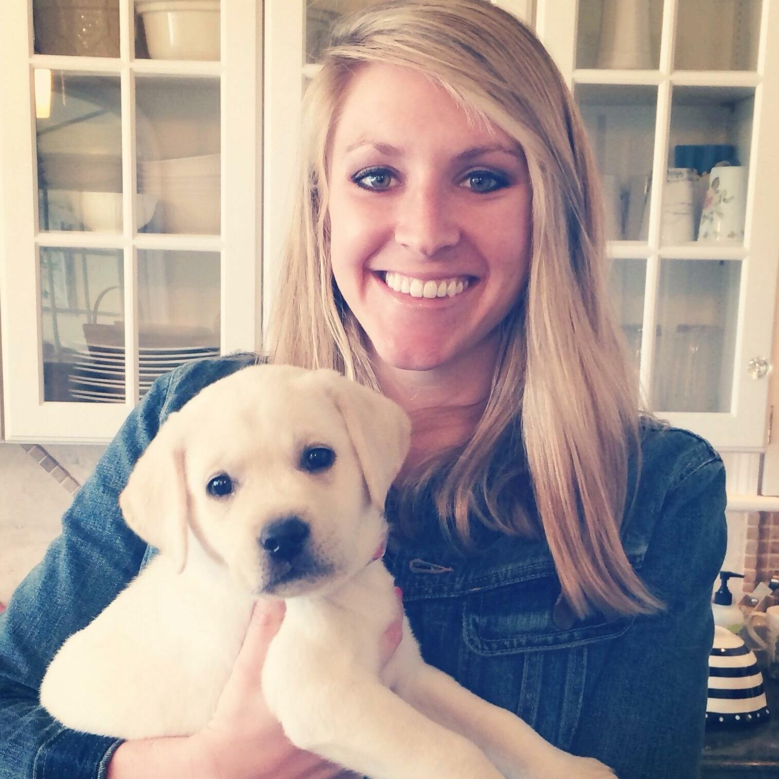 dog walker Emily Kyle