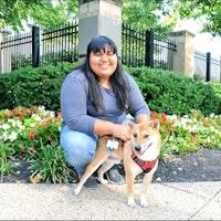 dog walker Felizity