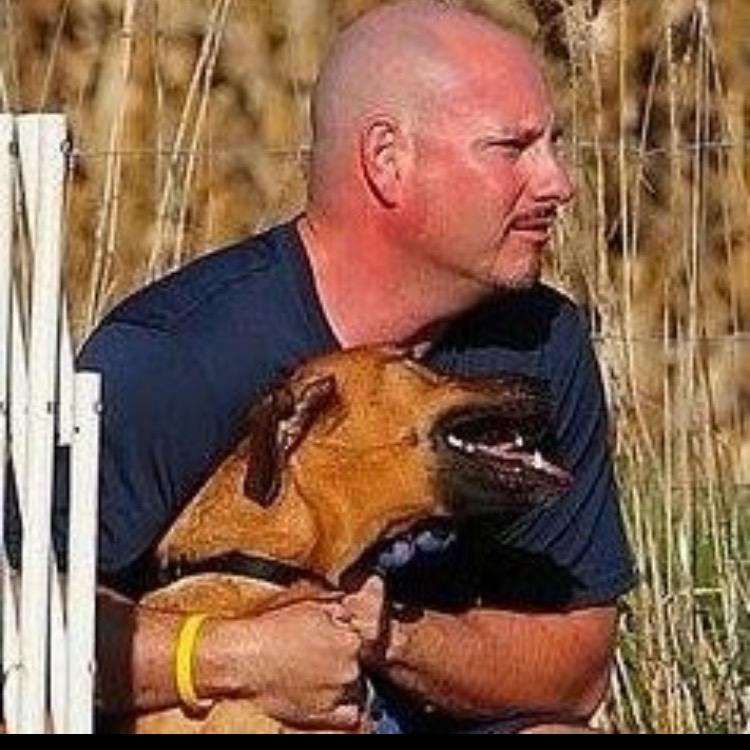 dog walker Matthew