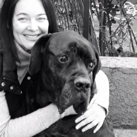 dog walker Susanna