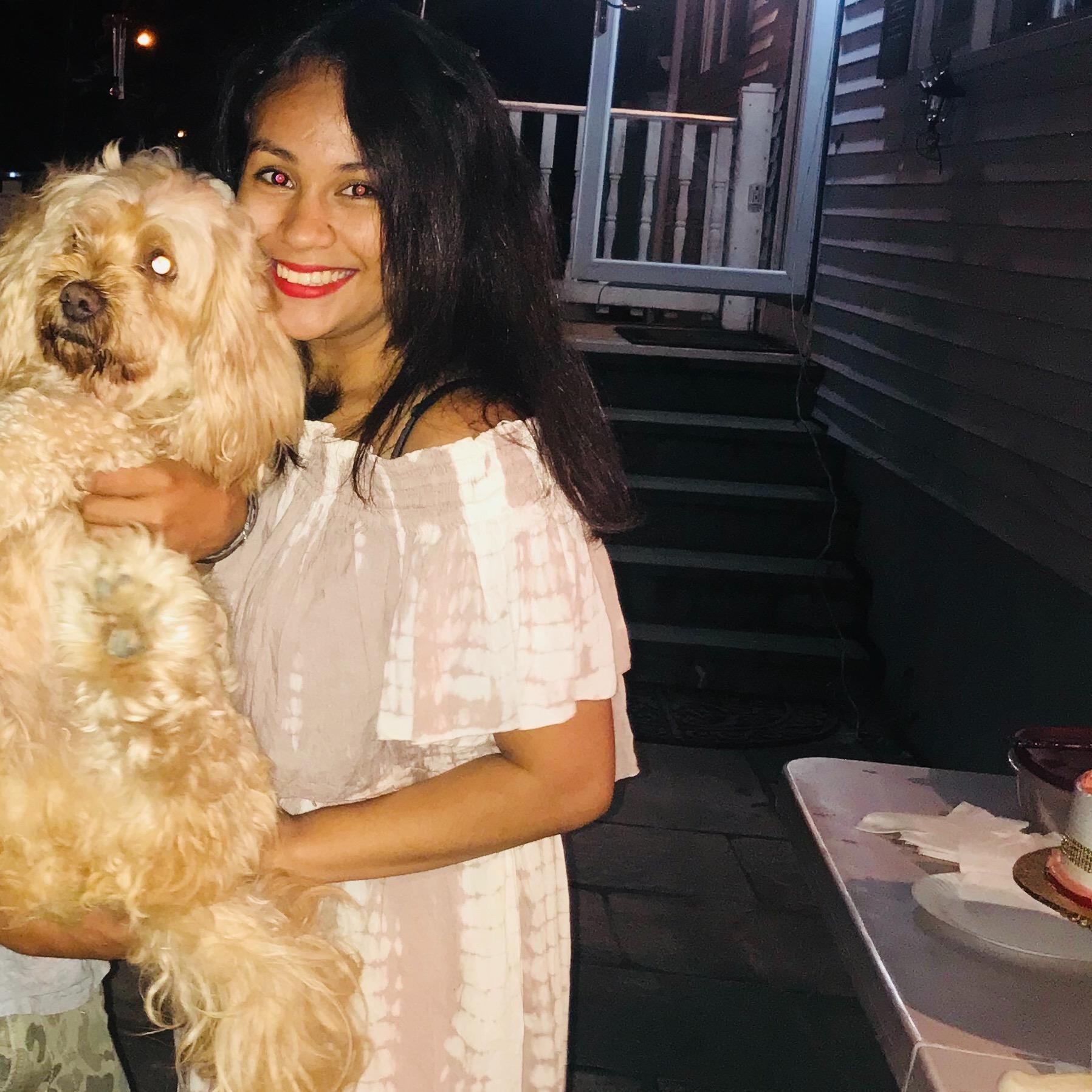 Jessenia's dog day care