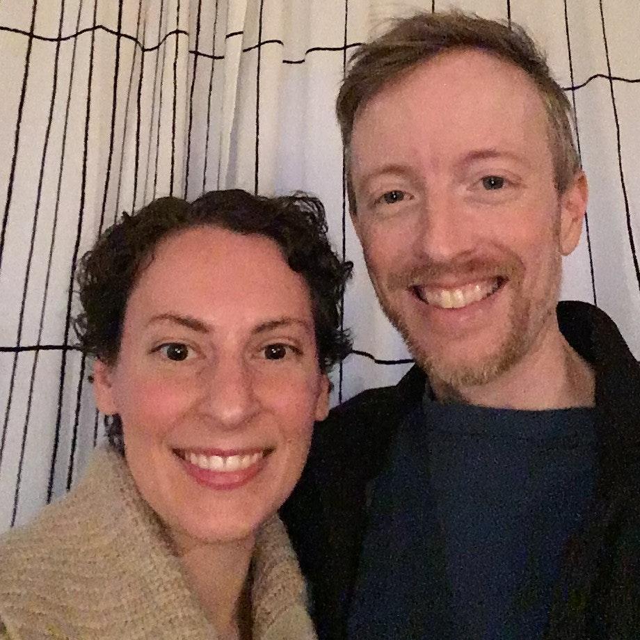 Stacy & Benjamin B.