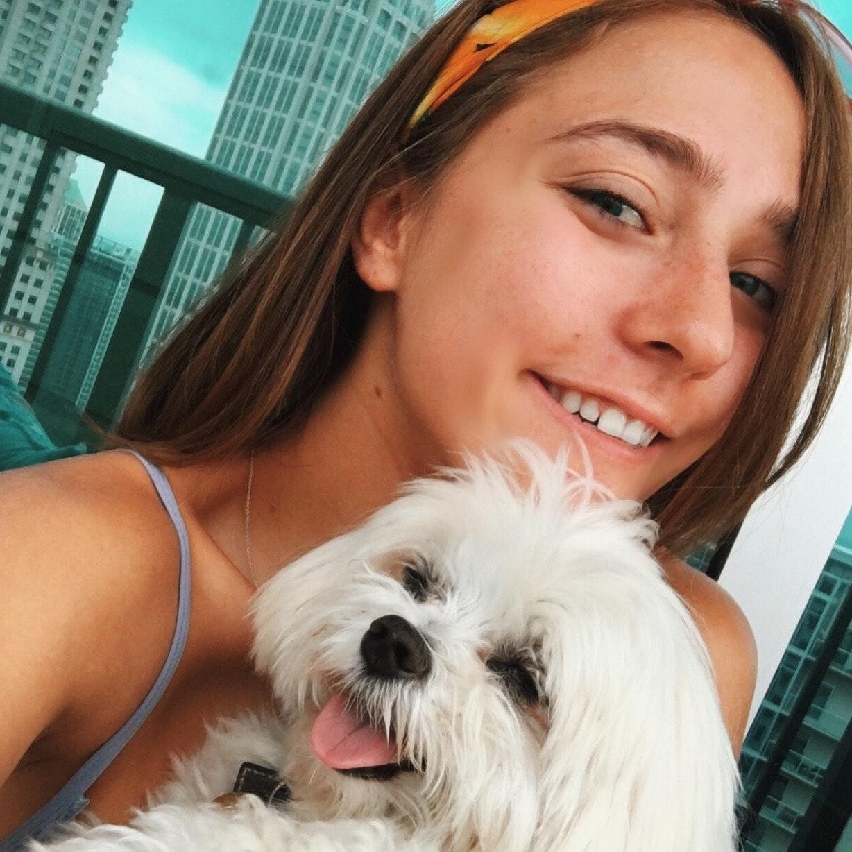 dog walker Noosha