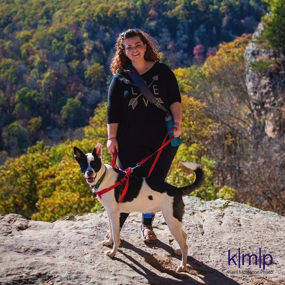 dog walker Kerri