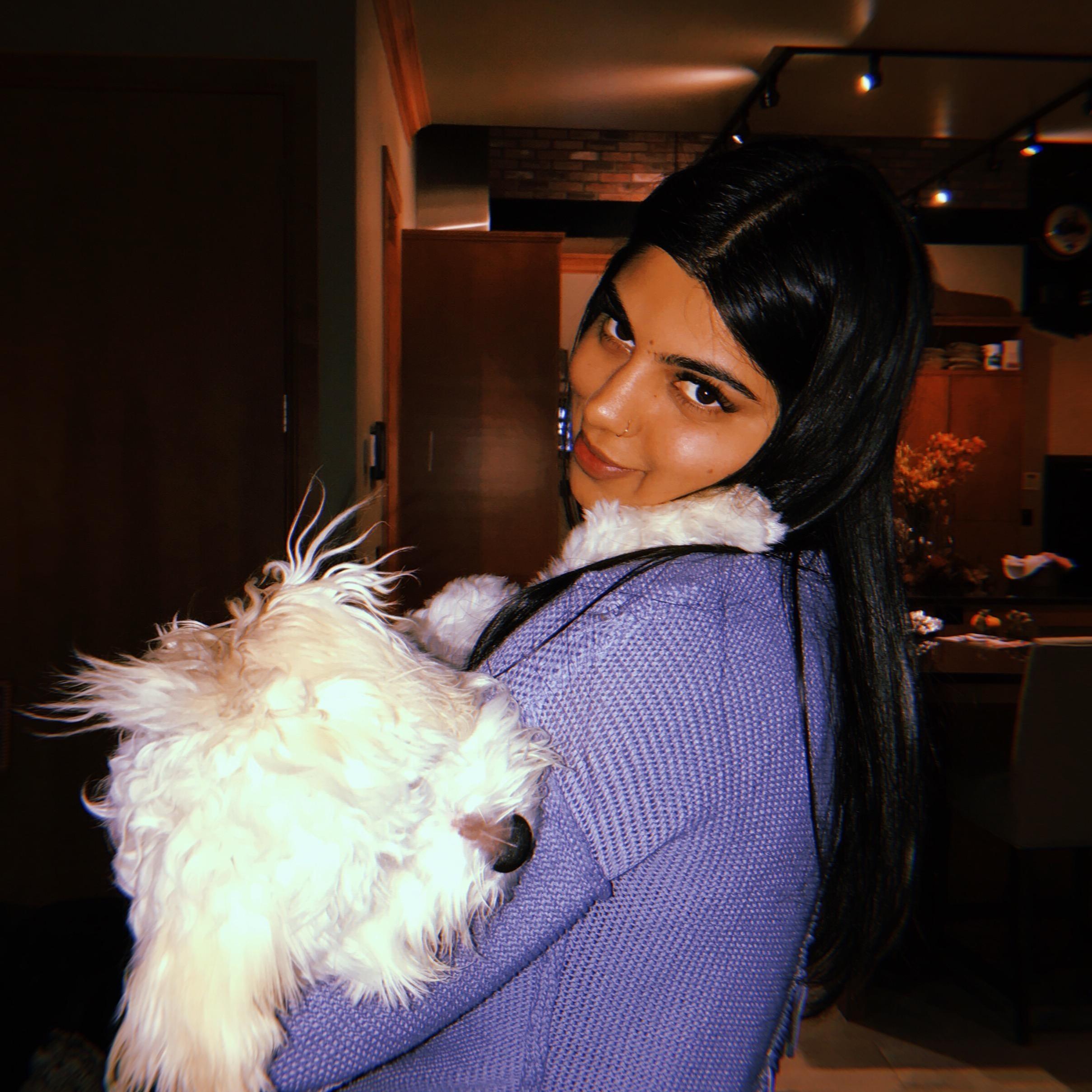 dog walker Sabah
