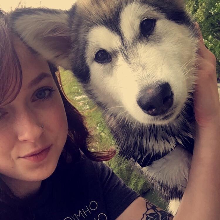 dog walker Shainna