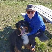 dog walker Leigh Anne